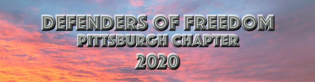 2020 Pittsburgh Calendars - Proceeds Benefit Defenders of Freedom